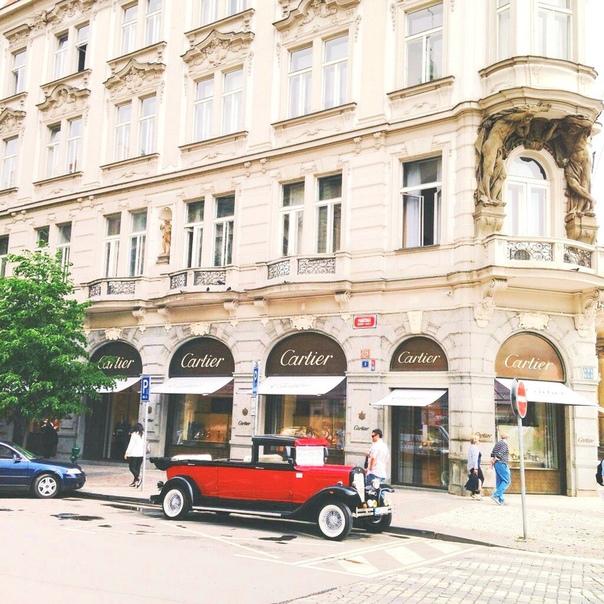 Update: раскупили :( Тур в Прагу на 3 ночи с завтраками за 12500 c человека