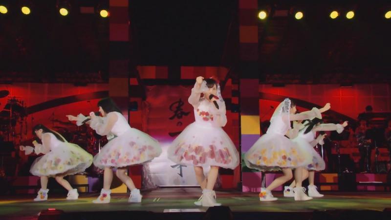 Momoiro Clover Z - Saraba, Itoshiki Kanashimi-tachi yo [Tohjinsai 2017]