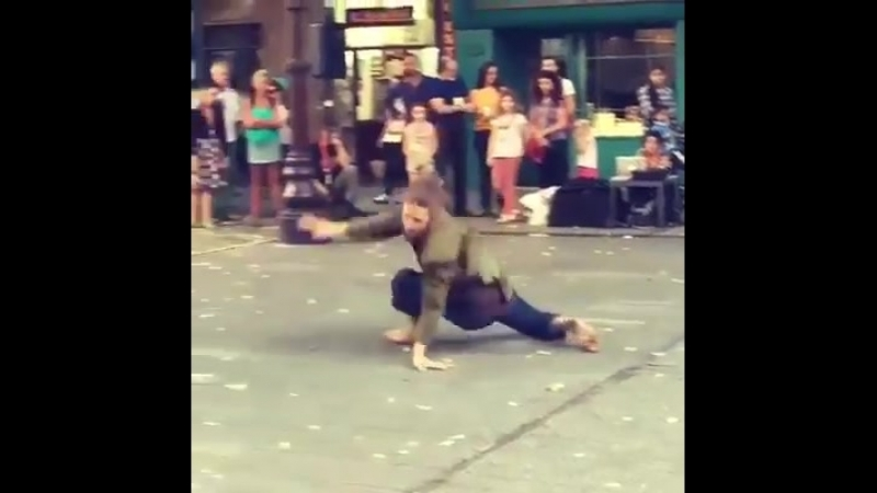 Танцы на улице -2