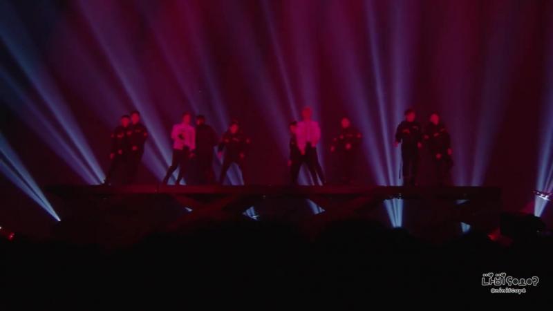 Xiumin Baekhyun solo - DVD EXO PLANET 4 The ElyXiOn in Japan