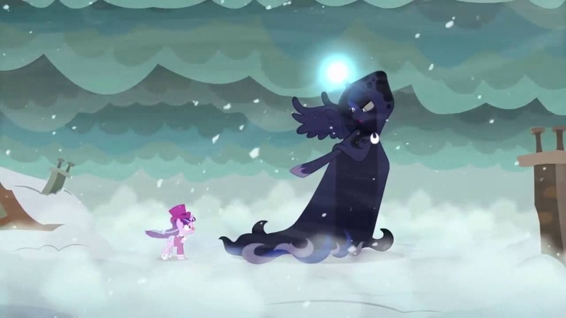 Luna's Future - My little Pony (A Hearth's Warming Tail 60FPS [HD]