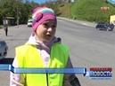 Безопасность на дорогах две акции провели сотрудники Холмской Госавтоинспекции