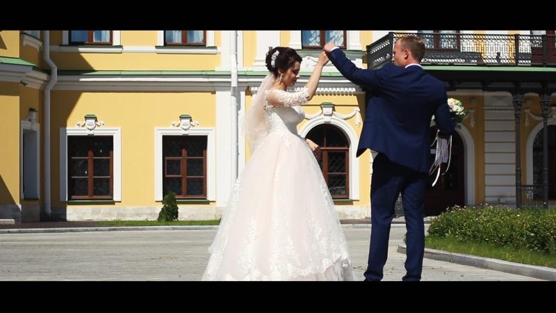 Свадьба Юлии и Евгения мини ролик