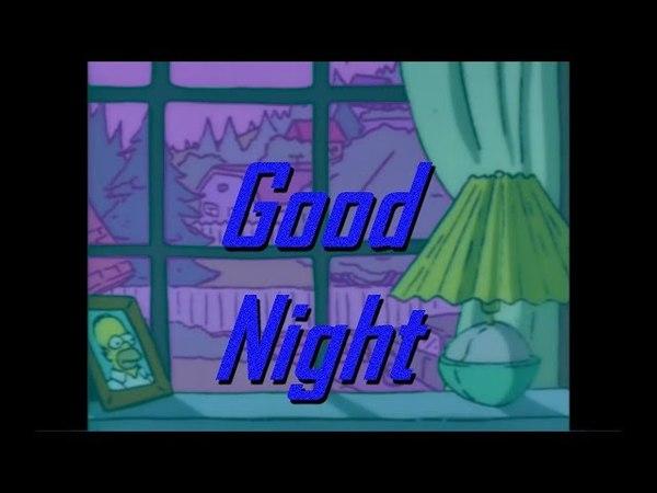 KAONASHI.mp3 - Good night(S I M P S O N S W A V E / Lo-Fi)