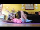 Yoga Challenge от девочки. (part 2)