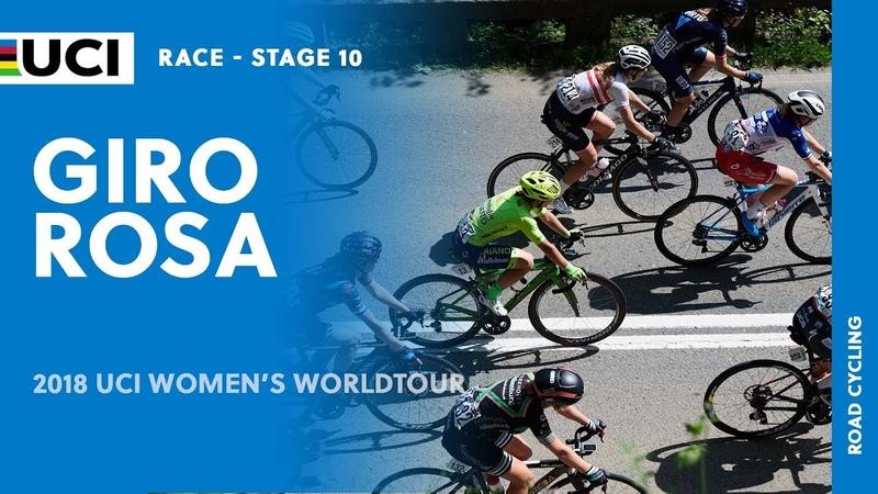 2018 UCI Womens WorldTour – Giro Rosa stage 10 – Highlights