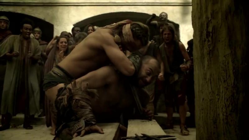 Спартак- Боги арены - Ганник - Spartacus- Gods of the Arena - Gannicus