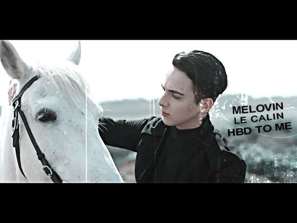 ♥ le calin [melovin] l HBD to me