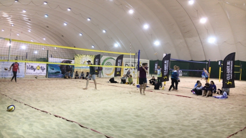 My Volley Party (MVP) 2.0 — Live