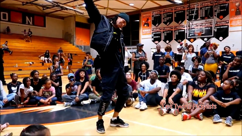 Laurent (Les Twins) - DJ Khaled - Wild Thoughts ft. Rihanna, Bryson Tiller (CLEA