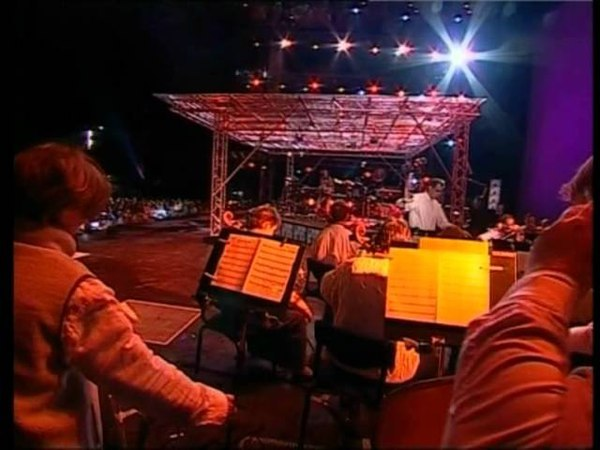 Jean Michel Jarre - AERO A Tribute To The Wind (TV2 Re-Broadcast) Full Show High Quality
