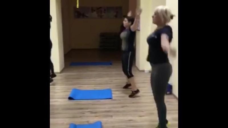 Тренировка пресса💪