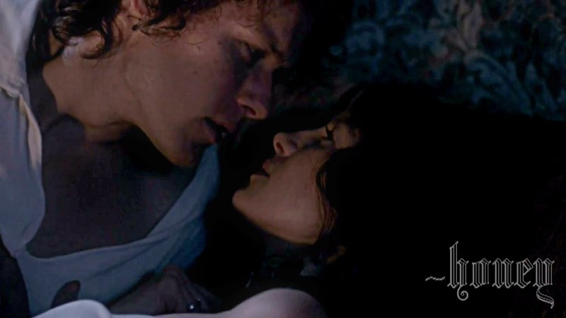 Lost in Paradise (Jamie ♥ Claire)- Outlander