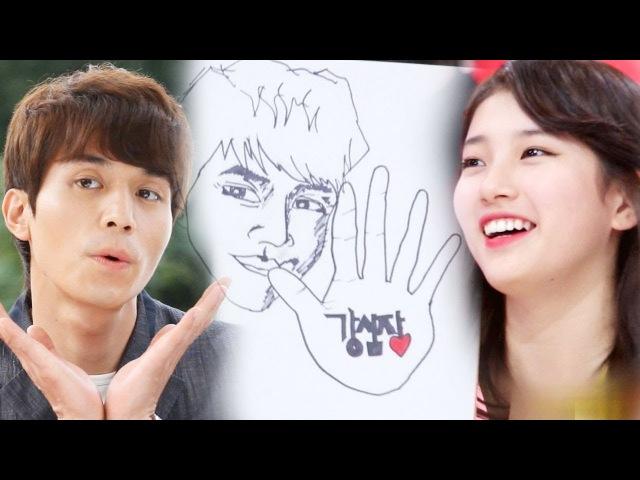 수지♡이동욱, 6년 전 인연이 만든 '비주얼 특급 커플' @본격연예 한밤 58회 20180313