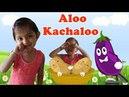 आलू कचालू बेटा | Aloo Kachaloo Kahan Gaye The | Nursery Hindi Rhymes | Kids Video | Jeny Nada