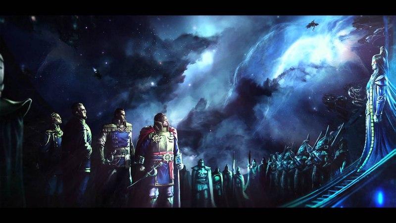 Battlefleet Gothic: Armada - Eldar Arc Ending Alliance Without Webway