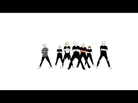 NCT127 소방차(FIRETRUCK) dance practice animation ver.