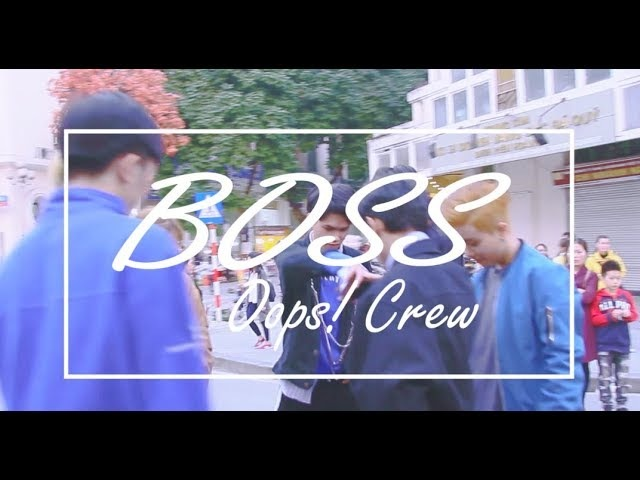 [KPOP IN PUBLIC CHALLENGE] BOSS - NCT U 엔시티 유 - Dance Cover by Oops! Crew from Viet Nam