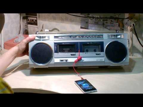 Вторая жизнь кассетного магнитофона. Кассета-адаптер из Китая Car Cassete Adapter