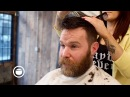 Classic Haircut and Beard Trim at Awesome Barbershop | Cut Grind
