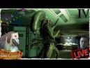 Стрим Alien Isolation — ЧАСТЬ 4 Да как так ТО а #><