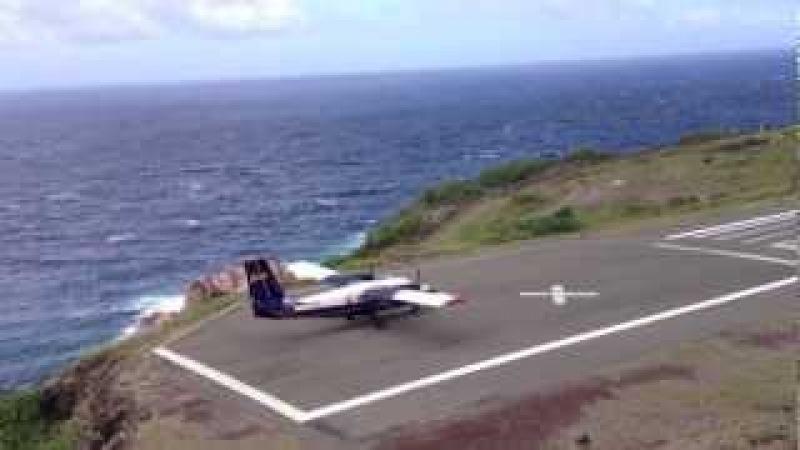 SABA landing take off, 3 augustus 2012 1080p HD!