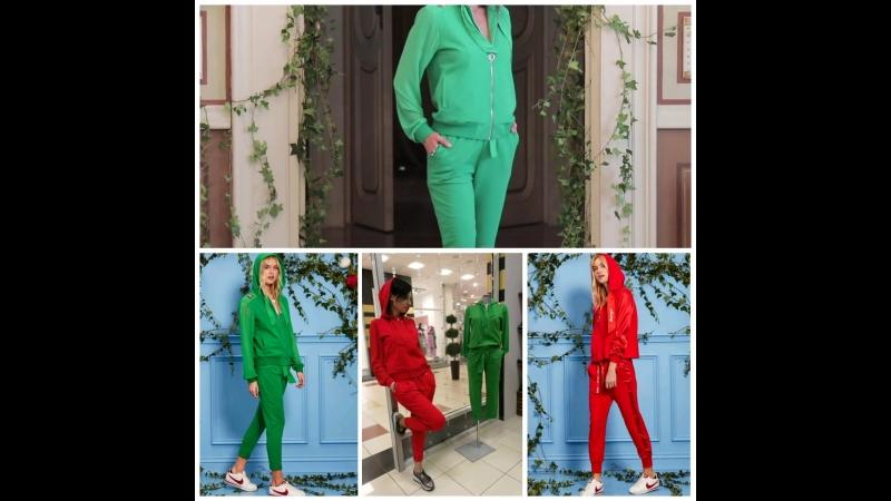 Костюм 1- xs синий, красный, фуксия в пути, костюм 2 - xs,s,m зелёный, l красный