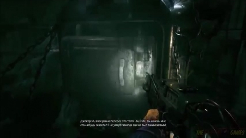 прохождение игры Batman Arkham Knight