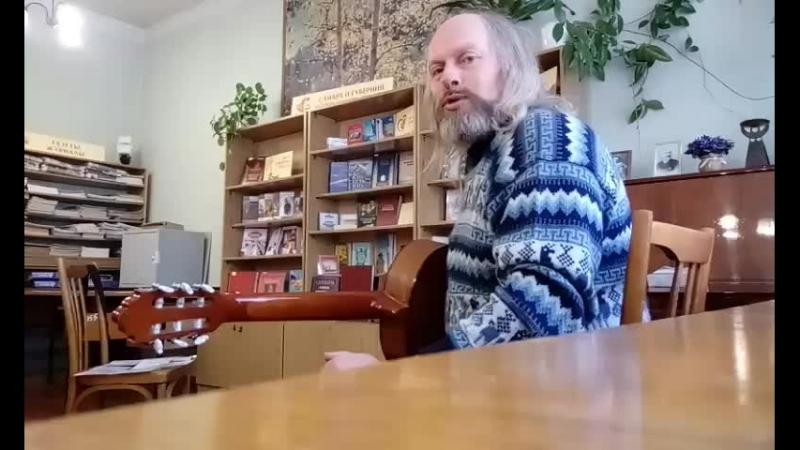Александр Звенигородский в Самаре 25 03 18