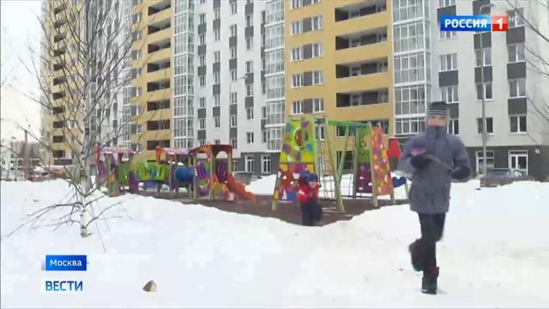 Вести Москва • В Измайлове новоселы осваивают первую многоэтажку по программе реновации