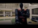 Сверхточный робот-баскетболист от Toyota