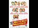 We're Not Married! (1952) Ginger Rogers, David Wayne, Marilyn Monroe