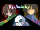 Glitchtale S1 EP1 Megalomaniac Re Animated by jakei and superyoumna ANNIVERSARY SPECIAL