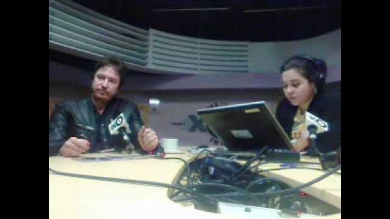 Alan Wilder - интервью на радио Эхо Москвы 2007 (part 2/4)