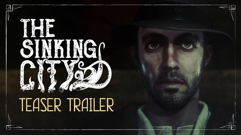 The Sinking City | Teaser Trailer
