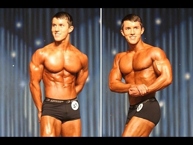 16-Year-Old Ryan Sharp WINS Teen Classic Physique Competition!