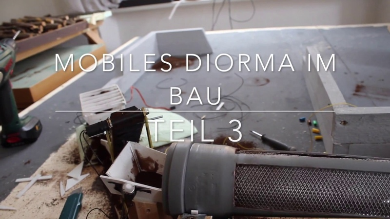 Mobiles Diorama Im Bau Teil3 Siku Control (Full HD)