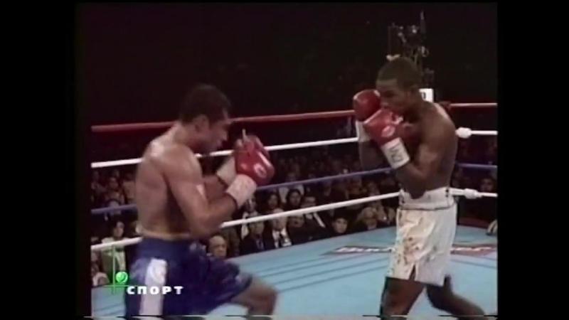 Лучшие моменты Тринидад vs. Оскар Де Ла Хойя