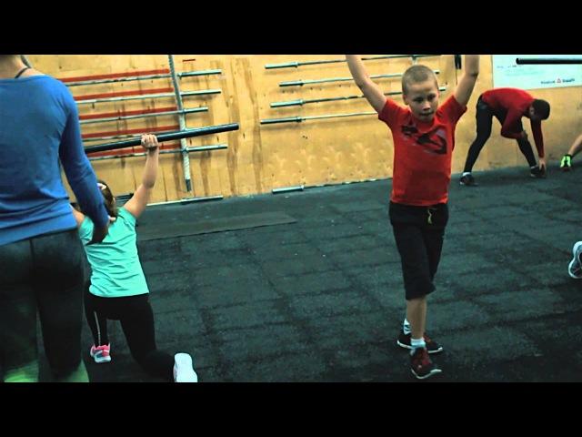 Школа КультЛаб дневник CrossFit Berloga Выпуск 6