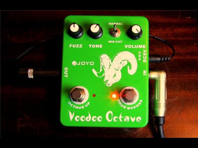 JOYO - Voodoo Octave (Demo)