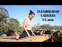 Estiramiento PARA CADERAS - Apertura y flexibilidad split lateral MalovaElena