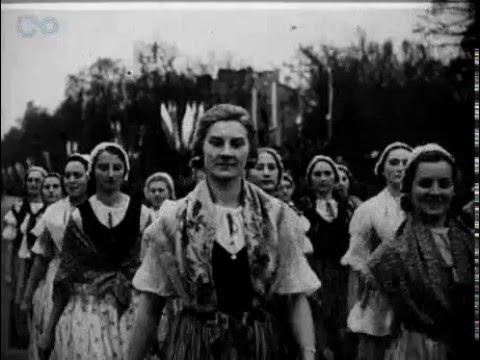 Dwudziestolecie niepodległości 1938 święto w Warszawie