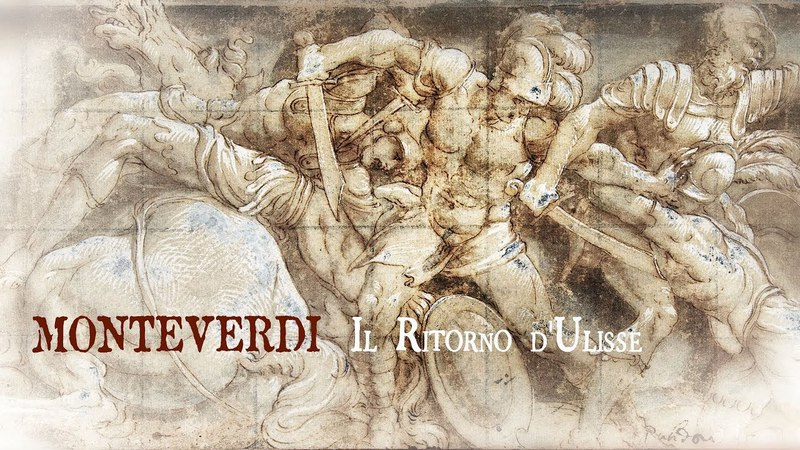 C Monteverdi Il ritorno d'Ulisse in patria SV 325