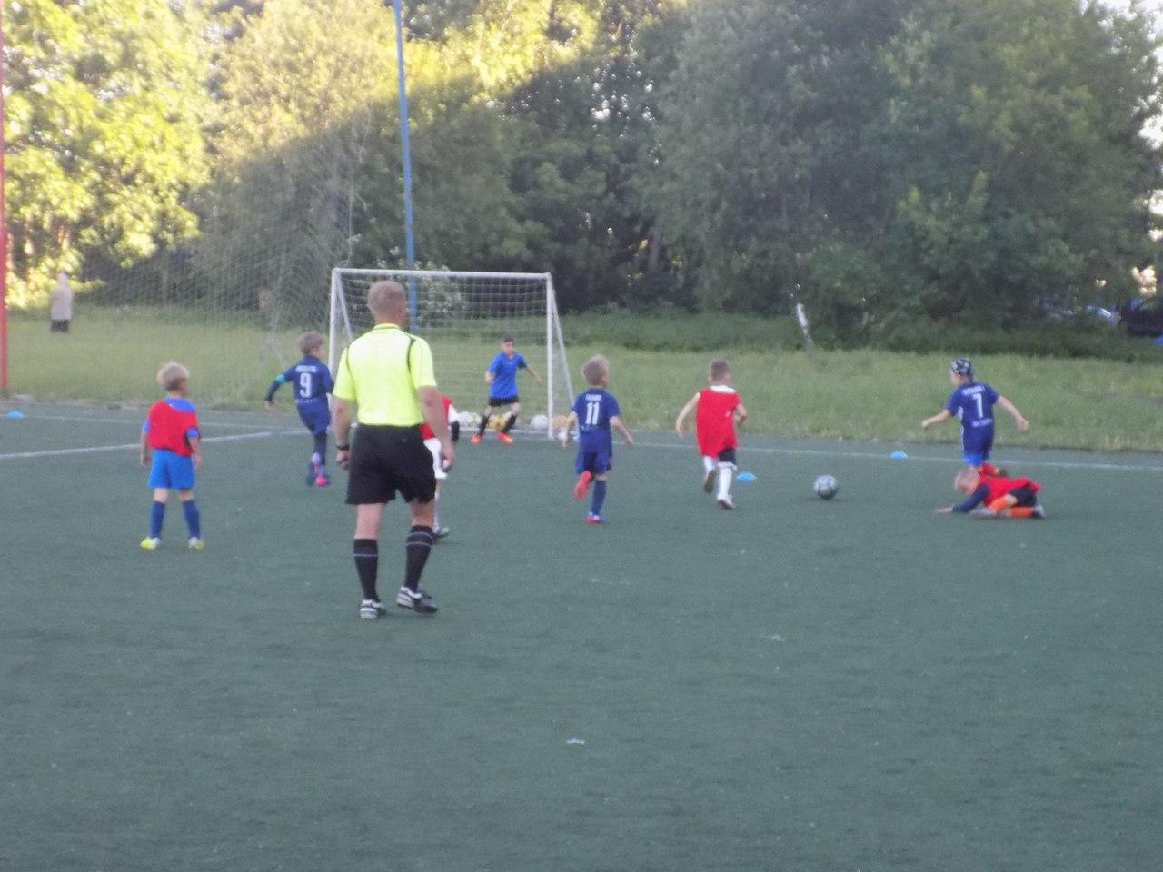Результаты игр Первенства Городского округа Подольск по футболу среди детских команд 2009/2010 и 2011 г.р.