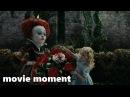 Алиса в Стране чудес (2010) - Воспоминание (8/11) | movie moment