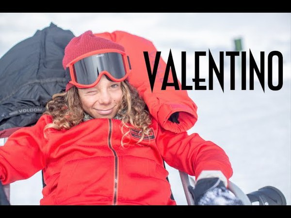 12 yr old Snowboarder, Valentino Guseli (Learning By Doing EP 64)