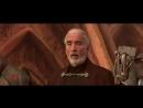 R2-D2 спасает C-3PO. Магистр Йода и армия клонов спасают выживших. HD