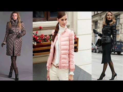 FASHION CHAQUETA ACOLCHADA FOR WOMEN STYLE