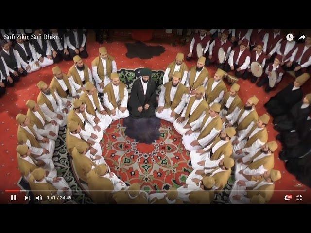 Sufi Zikir, Sufi Dhikr... (Halvet-i Uşşaki)