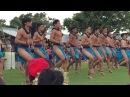Hawaiian Ensemble Hula Kahiko at Hoʻolauleʻa 2017